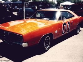 general lee dodge charger rt by anddy24