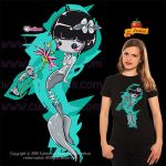 The Dead Mermaid in tshirt contest by Cukismo