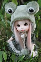 Nougatine my little zaba vila by Patipat42dolls