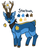 Starbuck by russet-cat