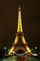 Paris by night I by jolog