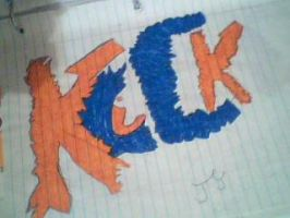 Klick grafitti by LilJonesis2Real