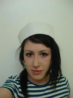 Sailor Face II STOCK by she-sinsstock