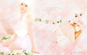 Wall Sayumi White ver. 2 by RainboWxMikA