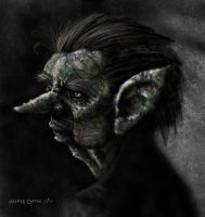 Goblin by prolificlifeforms