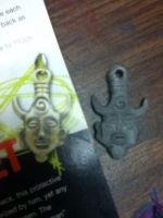 Clay Bullman Amulet  by AshShivers154