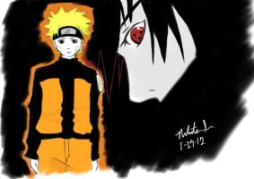 Naruto Shippuden: The Continuous Chase by Nynirere