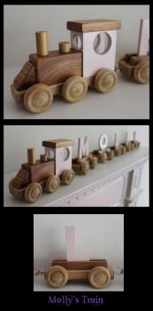 Molly's Train by TheGoddess908
