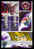 Maybe it was Fated #7 by DeadlyObsession