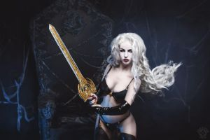 Lady Death by Nemu013