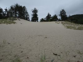 Sand Dune by Whimseystock