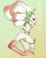 flower fairy by Vincent-Covielloart