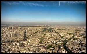 Paris view WP - 1 by superjuju29