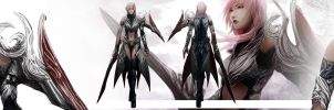 Lightning Returns - FFXIII Swift Wind Design by Kevin-Glint