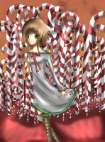 The CandyCane Forest by Sasako