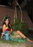 Lilo and Stitch - Cosplay Lilo Hula by Marysaura