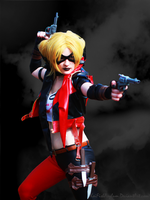 Harley Quinn Injustice: Gods Among Us by KoiFishAsylum