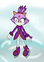 Blaze At The Winter Olympics by Hazeleyed487