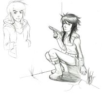 Aaron sketches by nay-only