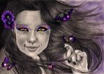 Purple Haze by esTHer-duraes