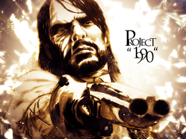 Project 1990 John Marston by Mattidaking16