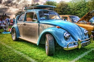 VW Beetle... by TheBaldingOne