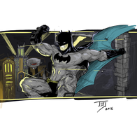 BATMAN by TheoDJ