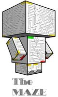 The Maze Cubee by Viper005