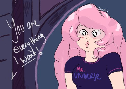 Rose - Everything I want by Shamejob-Prente