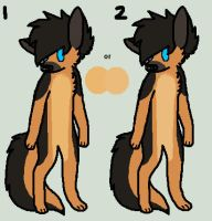 1 Or 2? by xX-Chase-Xx