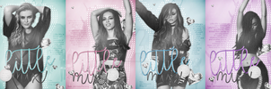 Pretty little headers (Little Mix) by dailysmiley
