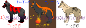 Free Adopts 1-3 DTA On Hold by SamiMutt