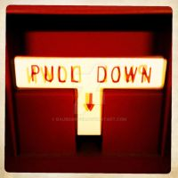 Pull Down by baubdanger