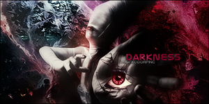 Darkness by Dsings
