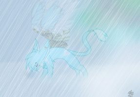 Through the Storm by MY-SUiCiDAL-STRETCH