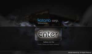 KatanaCorp Site Design by VirtueDesign