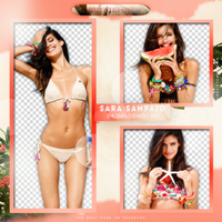 Pack png Sara Sampaio 01 by lightsfadeout