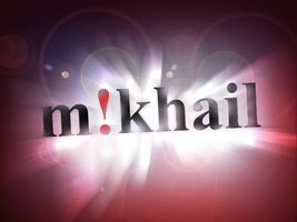 Mikhail's Logo - By Mikhail by thefreaks