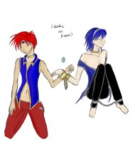 enslaved - marth and roy by kage-no-tenshi