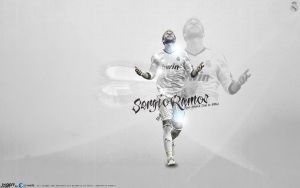 160. Sergio Ramos by J1897
