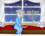 I'm A Jew.., A Lonely Jew On Christmas by QueenDanny