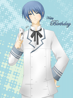 Kaito B-day by Ailish-Lollipop