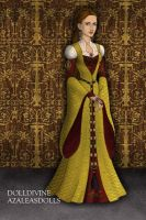 Leonette of House Fossaway of Cider Hall by DaenatheDefiant