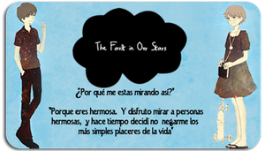 The Fault is Our  Stars 2 by Yosbe