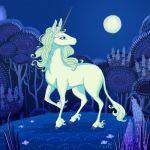 The Last Unicorn by StressedJenny