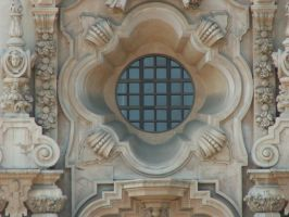 Architecture- detail 2 by AilinStock