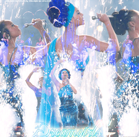 DREAMGIRLS film layout :P by katu-xoxo
