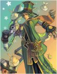 Magician and His Rabbit by Sandfreak