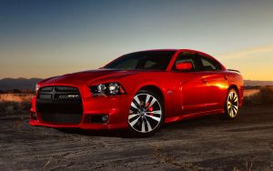 2013 Dodge Charger SRT8 by ThexRealxBanks
