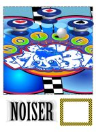 Locandina Noiser by Meow-chi